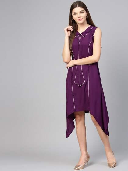 Purple Dress for Women