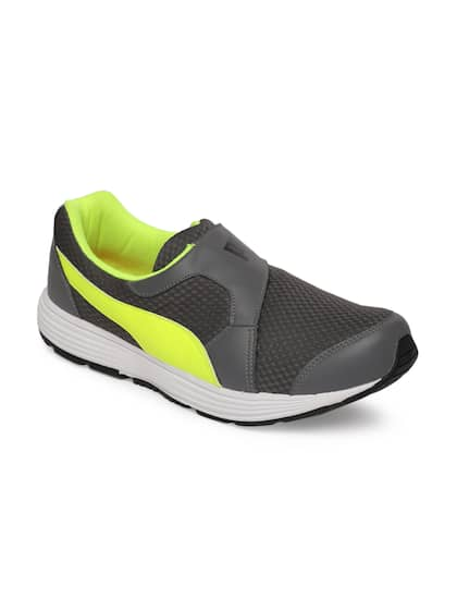 3f94bdb2cf0f Puma. Men Reef Slip-On Running Shoes
