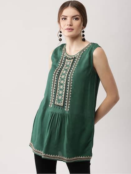 3b4c61b80d4f8a Aks Kurtis Tops - Buy Aks Kurtis Tops online in India