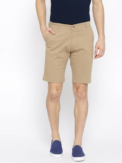 0c5890975e0 Men Shorts - Buy Shorts & Capris for Men Online in India | Myntra