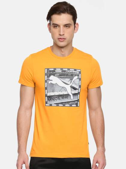 fecacb6d1 Puma T shirts - Buy Puma T Shirts For Men & Women Online in India