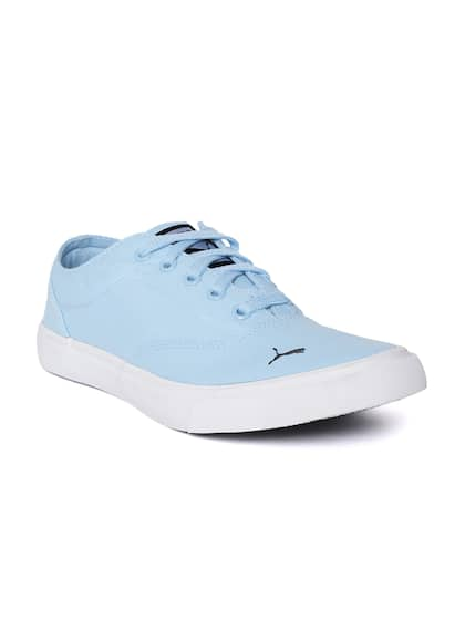 Puma Canvas Shoes - Buy Puma Canvas Shoes Online in India 6b5dfb47cde
