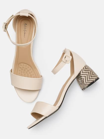 7c5c6fa91ab Heels Online - Buy High Heels, Pencil Heels Sandals Online | Myntra