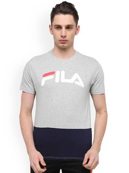 c213f714c6 Fila T-shirt - Buy Fila T-shirts for Men & Women Online in India