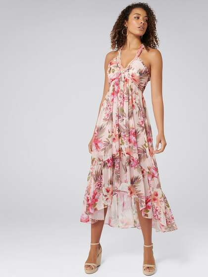 c057531823 Dresses - Buy Western Dresses for Women & Girls   Myntra