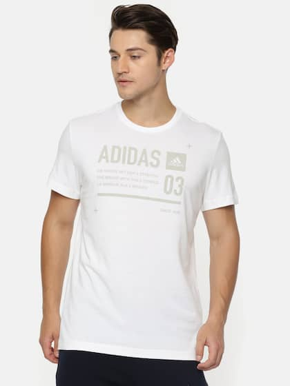 b854a1396c7a40 Adidas T-Shirts - Buy Adidas Tshirts Online in India