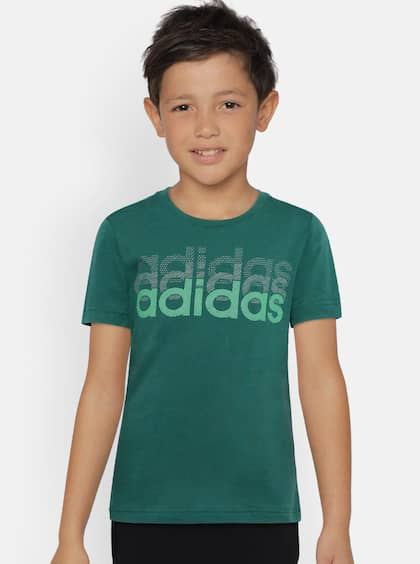 d6153656 Adidas T-Shirts - Buy Adidas Tshirts Online in India | Myntra