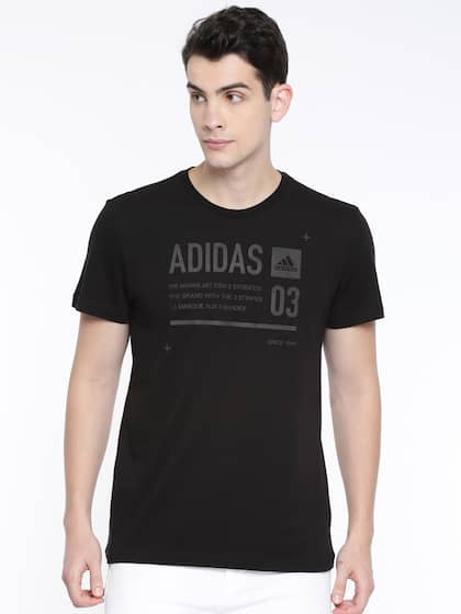 Adidas T-Shirts - Buy Adidas Tshirts Online in India  47120d4a1b4