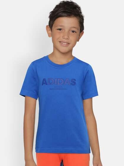 845bcbb1 Adidas T-Shirts - Buy Adidas Tshirts Online in India | Myntra