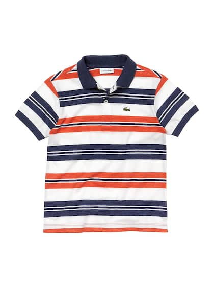 52dfd2379 Lacoste T-Shirts - Buy T Shirt from Lacoste Online Store   Myntra