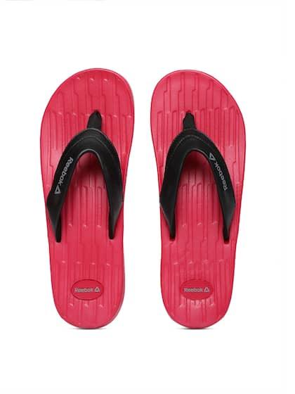 ff358b3e0883 Reebok. Men Solid Thong Flip-Flops