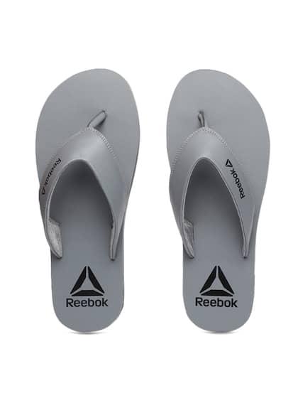f30346d7ee901c Reebok Men Grey Solid AERYS FLIP Thong Flip-Flops