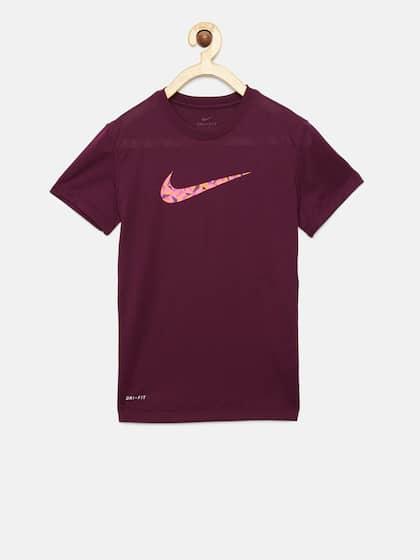 Nike TShirts - Buy Nike T-shirts Online in India  d964b76f3