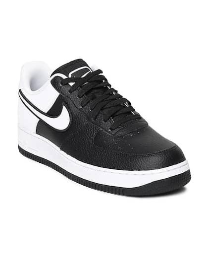 new concept cbba2 b136f Nike. Men Air Force Leather Sneakers