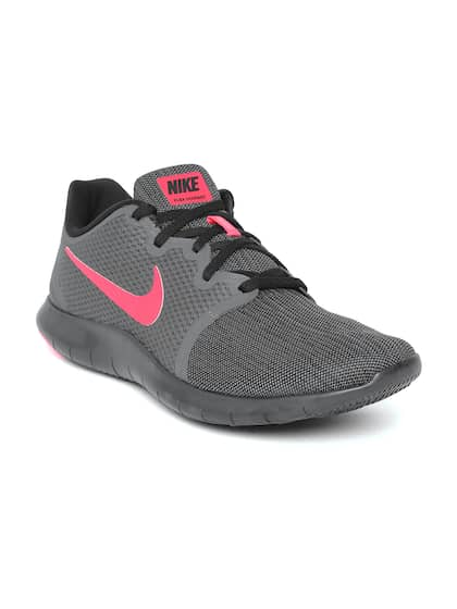 92abd5d2469d5 Nike Men Charcoal Grey Flex Contact 2 Running Shoes