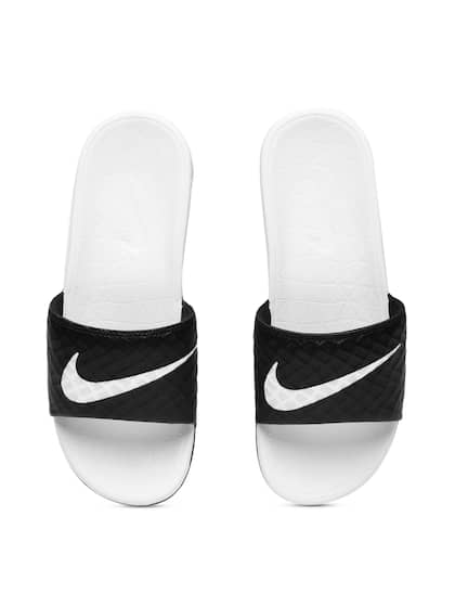 hot sale online 309c4 2743a Nike Slippers | Buy Nike Slippers Online in India at Best Price