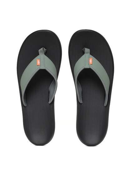1eec0620151 Flip Flops for Men - Buy Slippers & Flip Flops for Men Online | Myntra