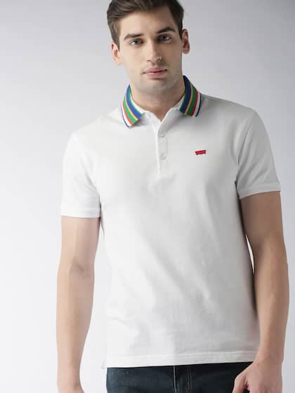 290c28c5 Levis Polo Collar Tshirts - Buy Levis Polo Collar Tshirts online in ...