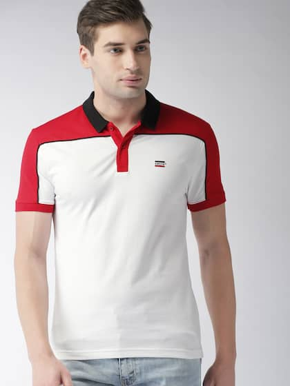 58b9a966f Men T-shirts - Buy T-shirt for Men Online in India | Myntra
