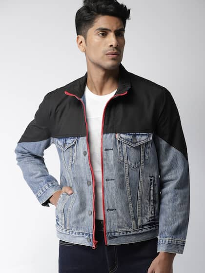 46aa2742b70ec Denim Jacket - Buy Denim Jacket Online - Myntra