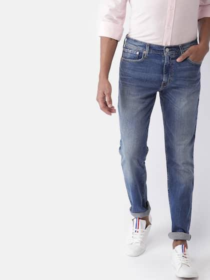 d5d242d01ba1 Levis Jeans - Buy Levis Jeans for Men & Women Online | Myntra