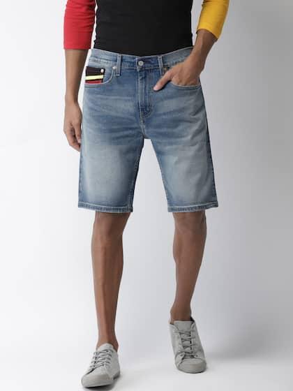 05a3684296 Levis Denim Shorts - Buy Levis Denim Shorts online in India