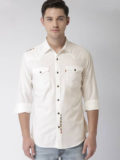 1096aadd4e Shirts for Men - Buy Mens Shirt Online in India