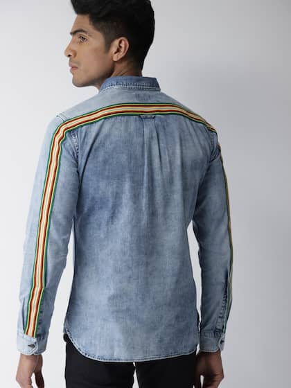 55cb8694329 Casual Shirts for Men - Buy Men Casual Shirt Online in India