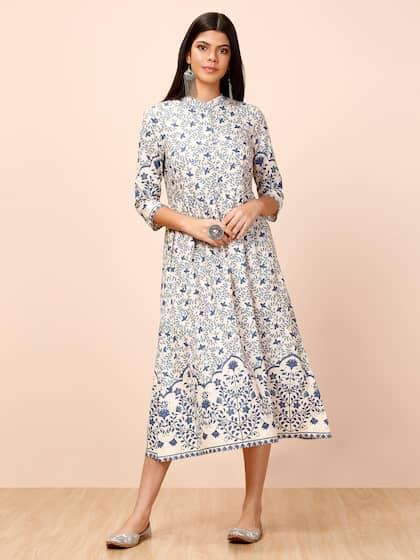 643f1328e82 Midi Dresses - Buy Midi Dresses online in India