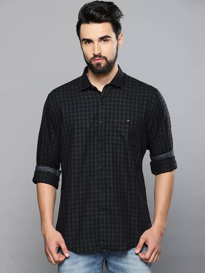 b50481f1 Shirts for Men - Buy Mens Shirt Online in India | Myntra