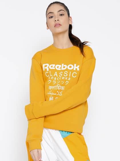 9ba6877786c73 Reebok Classic Sweatshirts - Buy Reebok Classic Sweatshirts online ...