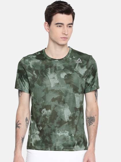 1eafed91a Reebok Tshirts - Buy Reebok Tshirts Online in India | Myntra