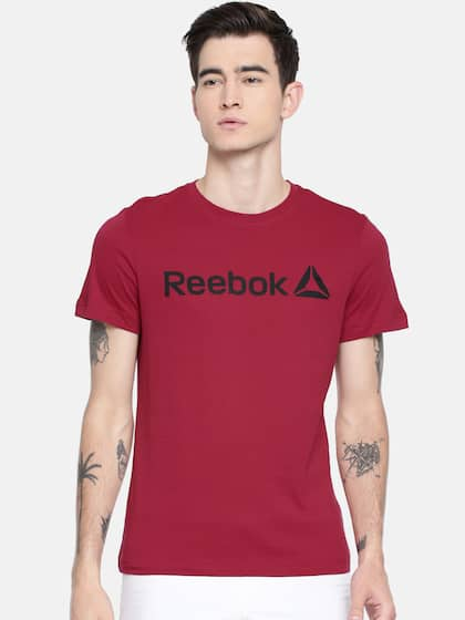 caab8df95 Reebok Tshirts - Buy Reebok Tshirts Online in India