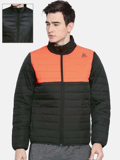 3b9978315 Reebok. Men Padded Jacket