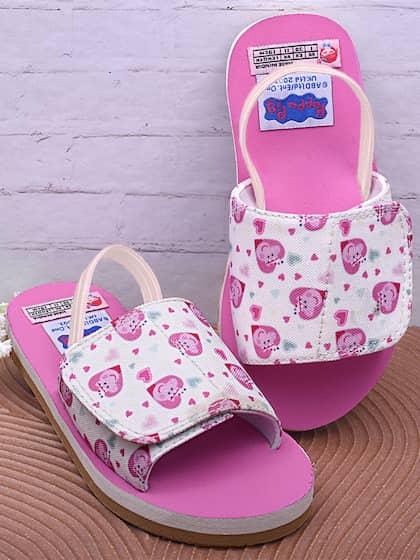 27b22fc1c3316a Girls Flip Flops- Buy Flip Flops for Girls online in India