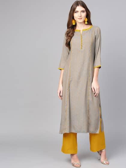 9754a77eef753 Jaipur Kurti - Buy Apparels From Jaipur Kurti Online   Myntra
