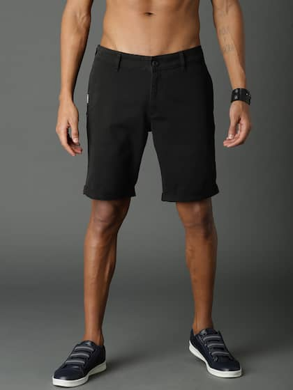 1ad1ed74d5 Men Shorts - Buy Shorts & Capris for Men Online in India | Myntra