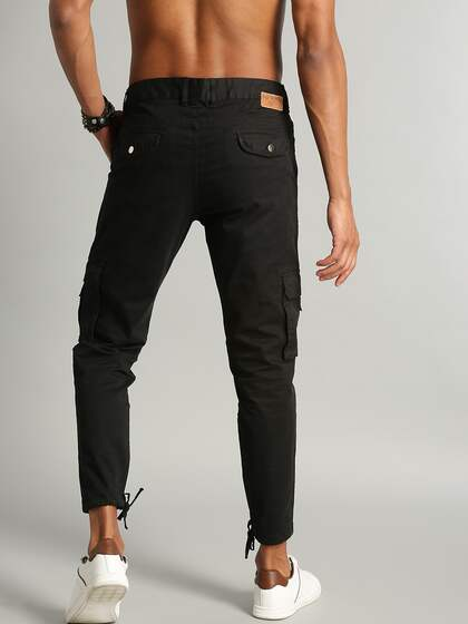 8acd7c00d7 Cargo Pants For Men - Buy Latest Trendy Cargo Pants Online | Myntra