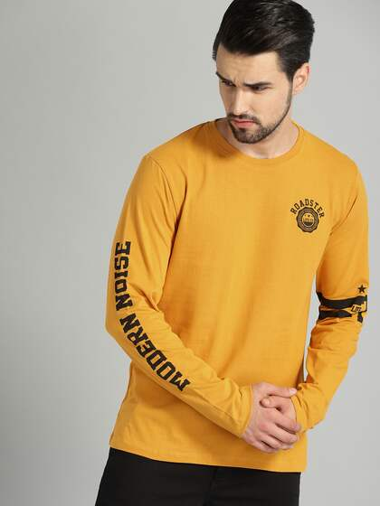 26d9909cf Men T-shirts - Buy T-shirt for Men Online in India