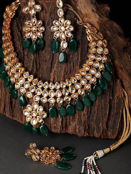 1bb76dc8e Kundan Jewellery Set - Buy Kundan Jewellery Sets Online