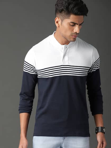 ab51b27aed1 Collar T-shirts - Buy Collared T-shirts Online