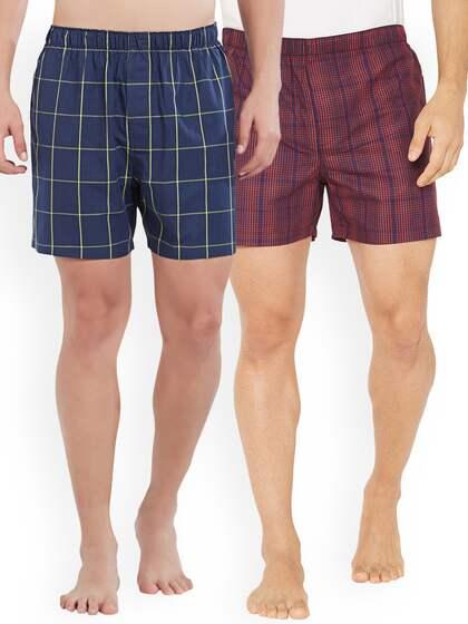 6e248295a4cd Boxers for Men - Buy Men Boxer & Shorts Online | Myntra