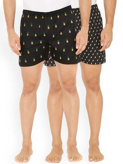 d101076f Boxers for Men - Buy Men Boxer & Shorts Online | Myntra