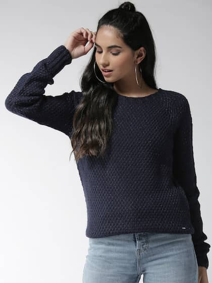 ed8fcb32ac Sweaters Gas Women - Buy Sweaters Gas Women online in India