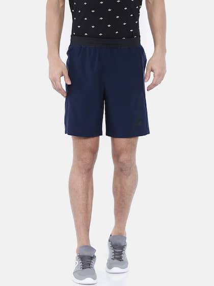 buy popular c38b8 eeb74 ADIDAS. Men D2M Wvn Shor Sports Shorts