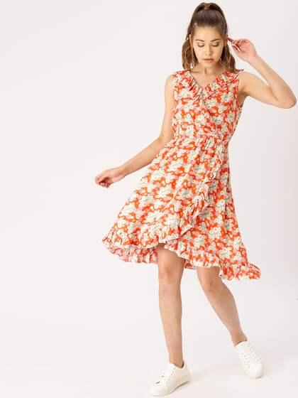 defdfd7c6 Cotton Dress - Buy Cotton Dresses Online @ Best Price | Myntra