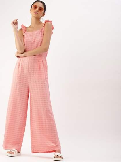 1baf0ee4b07 Women Jumpsuits Rompers - Buy Women Jumpsuits Rompers Online in India