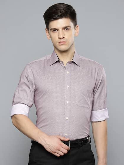 47d64f389 Formal Shirts for Men - Buy Men's Formal Shirts Online | Myntra