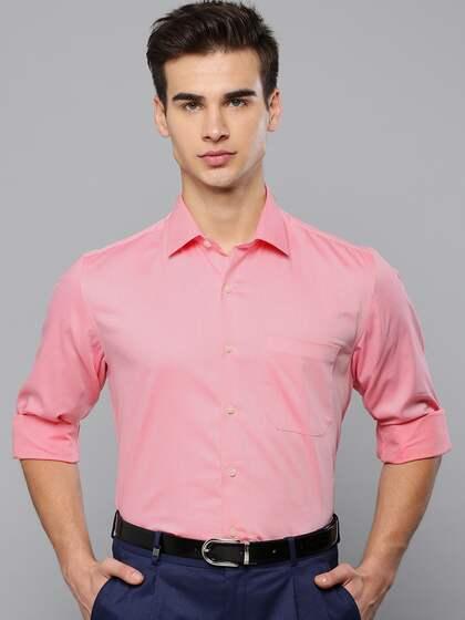 73a1f894 Formal Shirts for Men - Buy Men's Formal Shirts Online   Myntra