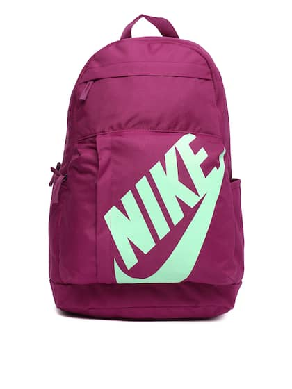 b17198ece5 Nike Backpacks - Buy Original Nike Backpacks Online from Myntra